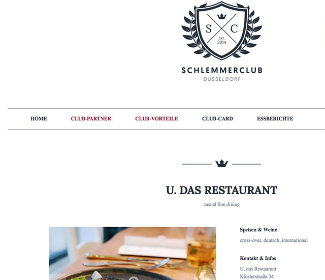 U Das Restaurant